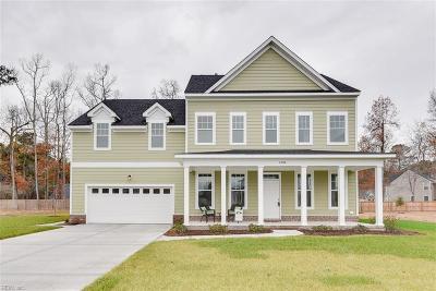 Chesapeake Single Family Home New Listing: 1208 Obsidian Way