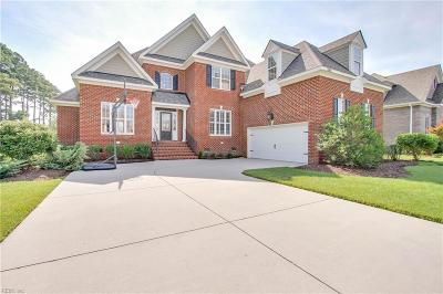 Virginia Beach Single Family Home New Listing: 3165 Coopers Arch