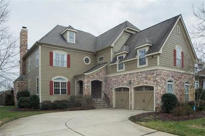 Chesapeake Single Family Home New Listing: 337 Conservation Xing