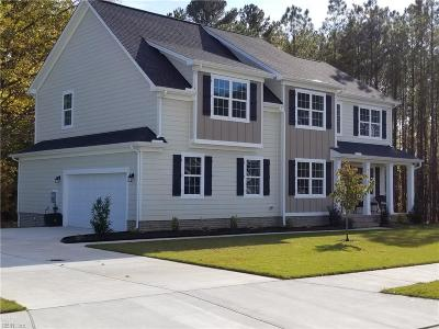 Suffolk Single Family Home New Listing: 3110 Ibis Blvd