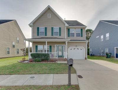 Suffolk Single Family Home New Listing: 1026 Snead Dr Dr