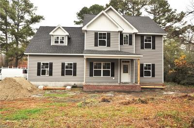 Chesapeake Single Family Home New Listing: Mm Beech A