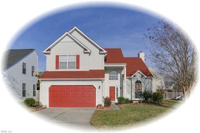 Chesapeake Single Family Home New Listing: 500 Landmark Ct