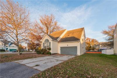 Chesapeake Single Family Home New Listing: 615 Pile Ave