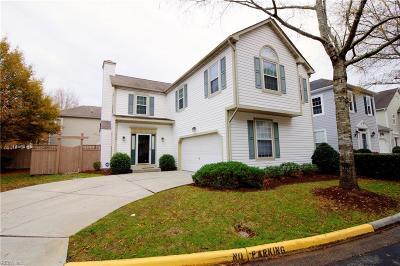Chesapeake Single Family Home New Listing: 1509 Stillwood St