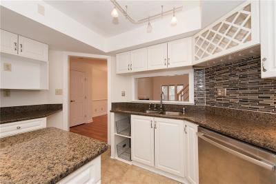 Hampton Single Family Home New Listing: 302 Mainsail Dr #15