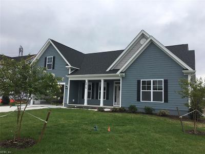 Chesapeake Single Family Home Under Contract: 2016 Ferguson Loop