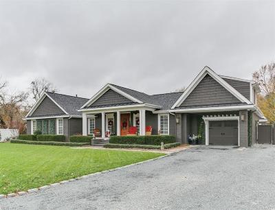 Chesapeake Single Family Home New Listing: 204 Hallbridge Dr