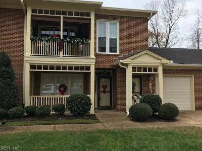 Suffolk Single Family Home New Listing: 203 Constance Woods Dr