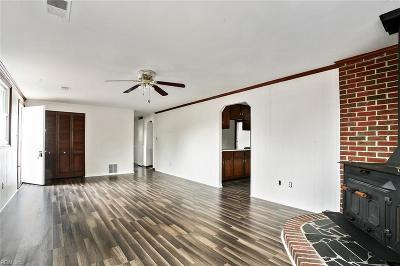 Hampton Single Family Home New Listing: 2101 Grimes Rd