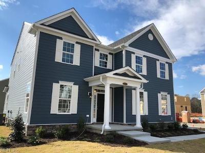 Suffolk Single Family Home Under Contract: 4027 Ravine Gap Dr