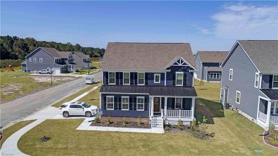 Chesapeake Single Family Home New Listing: 764 Arbuckle St