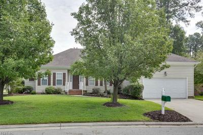Suffolk Single Family Home New Listing: 5301 S. Kemper Lakes Ct