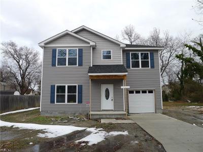 Hampton Single Family Home New Listing: 430 Highland Ave