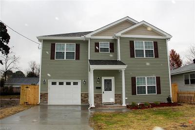 Hampton Single Family Home New Listing: 612 Homestead Ave