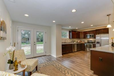 Hampton Single Family Home New Listing: 2713 Shell Rd