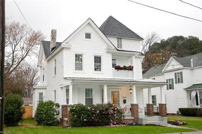 Portsmouth Single Family Home New Listing: 450 Broad St