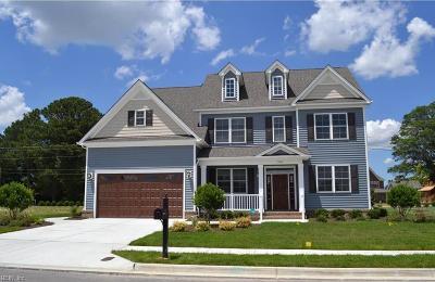 Chesapeake Single Family Home New Listing: 1804 Ashlar Ln