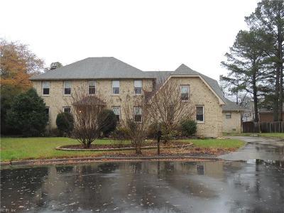 Virginia Beach Single Family Home New Listing: 800 Toledo Pl