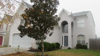 Virginia Beach Single Family Home New Listing: 3428 Stirrup Way