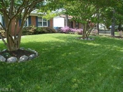 Virginia Beach Single Family Home New Listing: 557 Old Post Rd