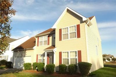 Portsmouth Single Family Home New Listing: 4313 Golden Eagle Pt