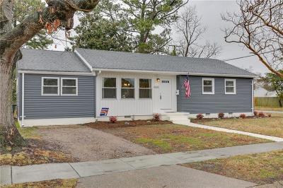 Norfolk Single Family Home New Listing: 1626 Ara St