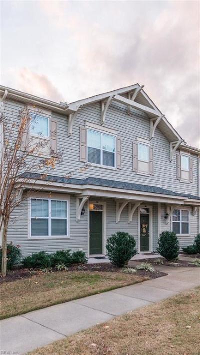 Chesapeake Single Family Home New Listing: 4324 Farringdon Way