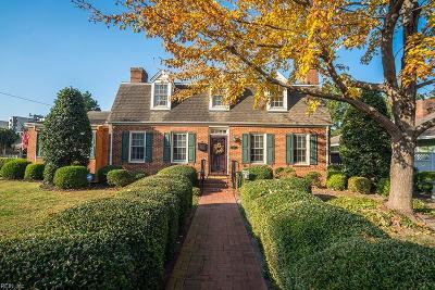 Portsmouth Single Family Home New Listing: 214 Washington St