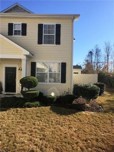 Chesapeake Single Family Home New Listing: 1513 Hambledon Loop