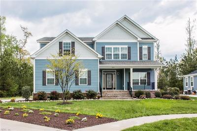 Chesapeake Single Family Home For Sale: 1804 Cheslie Ct