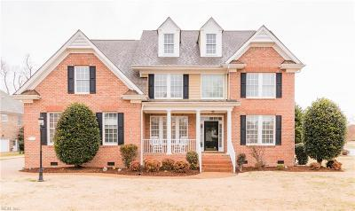 Suffolk Single Family Home For Sale: 6100 W Shallowford Ct