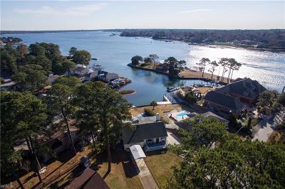 Virginia Beach VA Single Family Home New Listing: $619,900