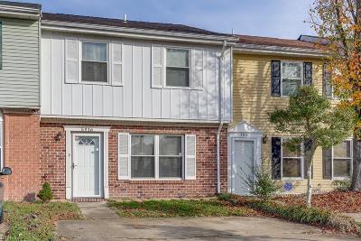 Virginia Beach VA Single Family Home New Listing: $149,917