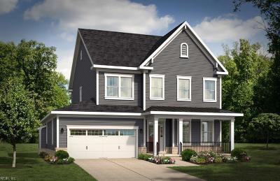 Virginia Beach VA Single Family Home Under Contract: $499,374