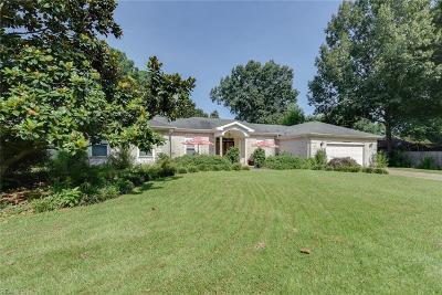 Virginia Beach VA Single Family Home New Listing: $479,000