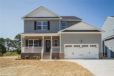 Chesapeake Single Family Home Under Contract: 1228 North River Dr