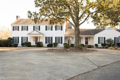Portsmouth Single Family Home For Sale: 2901 Replica Ln