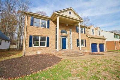 Hampton Single Family Home For Sale: 20 Hunter Trce