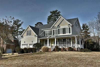 Suffolk Single Family Home Under Contract: 6300 Compass Ct