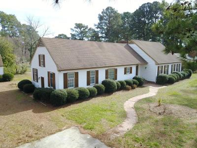 Portsmouth Single Family Home Under Contract: 3113 Laurel Ln