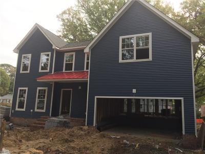 Hampton Single Family Home For Sale: 710 Beach Rd