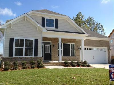 Suffolk Single Family Home For Sale: Mm Charleston At River Bluff