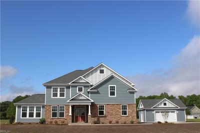 Suffolk Single Family Home For Sale: 151 Greenspring Dr