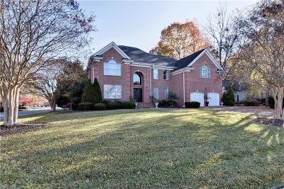 Newport News Single Family Home For Sale: 1 Katies Cir
