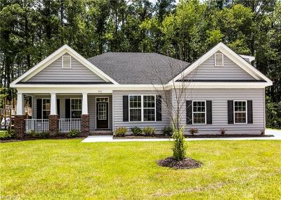 Suffolk Single Family Home For Sale: Mm Dogwood A Anthony Pl