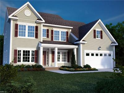 Western Branch Single Family Home For Sale: Mm Waterford At Western Branch Reserve