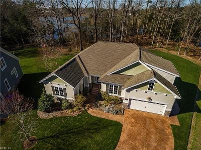 Suffolk Single Family Home For Sale: 3617 Blue Stem Ct