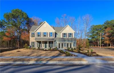 Suffolk Single Family Home Under Contract: 161 Patriots Walke Dr