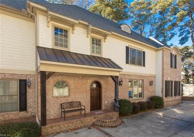 Virginia Beach Single Family Home For Sale: 219 81st St #B